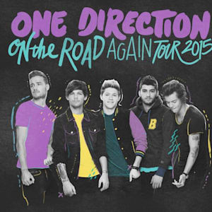 One Direction Announce 'On the Road Again 2015' Tour Dates for U.S., Europe