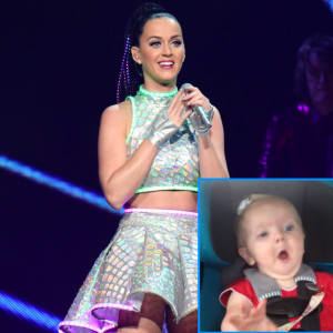 katy perry, viral video