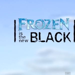 frozen, viral video