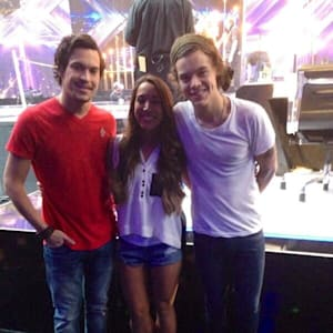 alex and sierra, harry styles, one direction, taylor swift