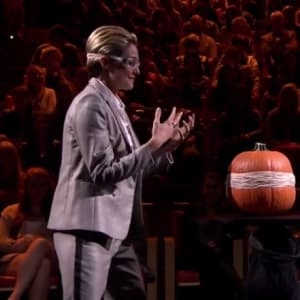 halloween, jimmy fallon, shailene woodley