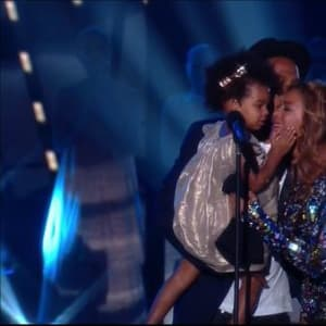 beyonce, beyonce knowles, blue ivy carter, jay z, mtv video music awards