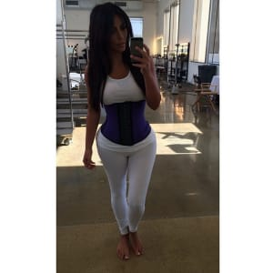 khloe kardashian, kim kardashian, slimdown