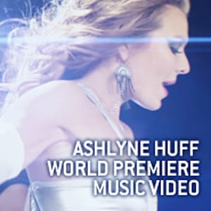 Ashlyne Huff, Music Video