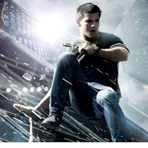 Abduction, Taylor Lautner