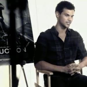 abduction, brooks, chat, highlight, junket, lautner, live, press, taryn, taryn brooks, taylor, taylor lautner