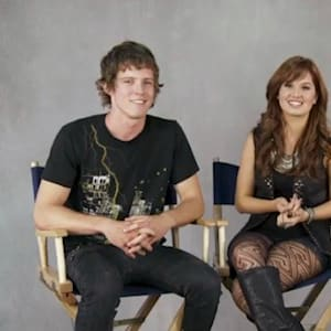 behind the scenes, chad hively, chase ryan, debby ryan, we ended right