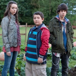 frankie jonas, nick jonas, the haunting hour