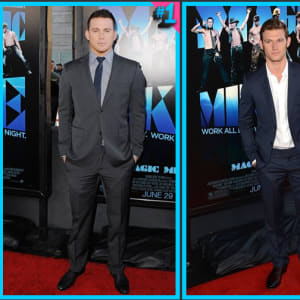 alex pettyfer, cambio fashion face off, channing tatum