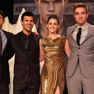 Breaking Dawn Part 2, Kristen Stewart, Robert Pattinson, Taylor Lautner