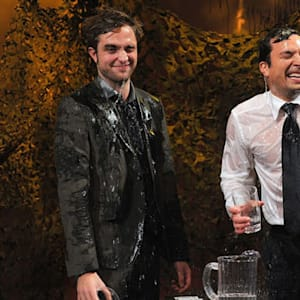 breaking dawn, Jimmy Fallon, robert pattinson