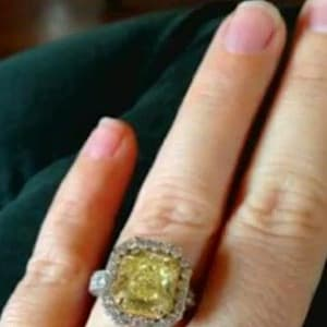 engagement ring, kelly clarkson