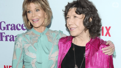 Jane Fonda, Lily Tomlin Talk Sex On 'Today'