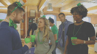 The 5 People You Meet On St. Patrick's Day