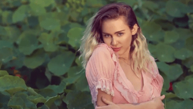 Miley Talks Giving Up Weed In Interview