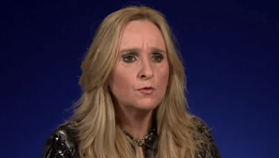 Melissa Etheridge Smokes With Her Kids