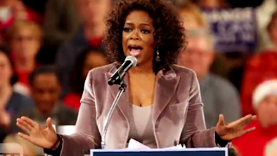 Oprah Addresses Presidential Run Rumours