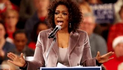 Oprah Addresses Presidential Run Rumours
