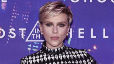 Scarlett Johansson Has A Grandma Lookalike
