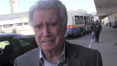 Regis Philbin Makes Reveal About Retirement