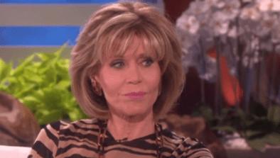 Jane Fonda Still Swoons Over Robert Redford