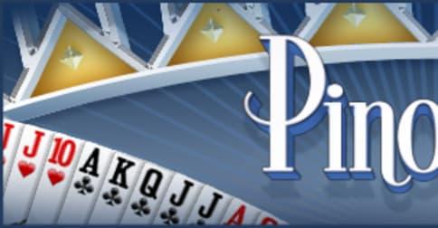 single deck pinochle games