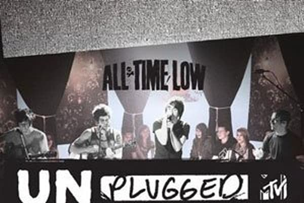 Unplugged Mtv All Time Low All Time Low Calls 39 Mtv