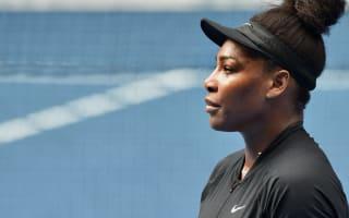 Serena focused on Australian Open, not engagement