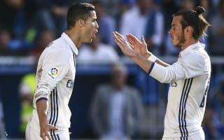 Bale is Ronaldo's heir at Real Madrid - Carvajal