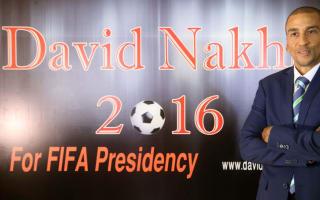 Nakhid launches appeal on FIFA presidency bid refusal