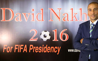 Nakhid launches appeal on FIFA presidency bid refusal