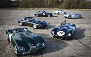 Jaguar announces new classic racing series