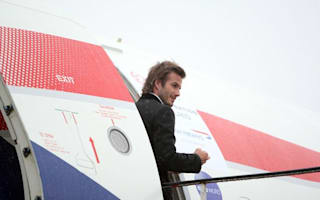 David Beckham complains about being hassled by BA cabin crew