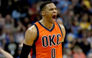 Russell Westbrook's record-breaking season in Opta numbers