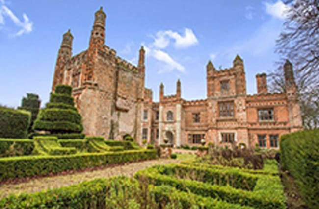 Pics: Henry VIII's spectacular country bolthole on sale