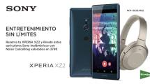 Sony te regala los mejores auriculares con cancelación del mercado si reservas el Xperia XZ2