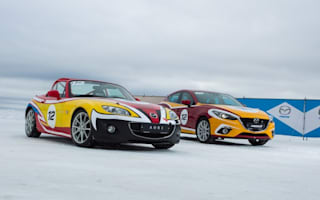 Russian ice racing: part one