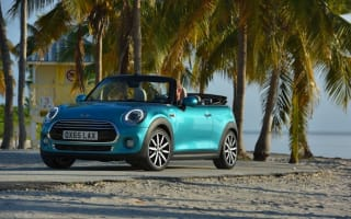 Mini release details of new Convertible models