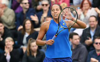 Keys to face Strycova in Birmingham final