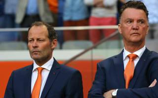 Van Gaal didn't deserve United sacking - Blind