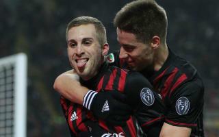 AC Milan 2 Fiorentina 1: Deulofeu strike keeps Milan's European hopes alive