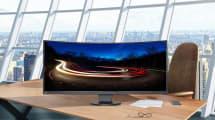 NEC anuncia un nuevo monitor curvo panorámico que desearás tener en tu escritorio