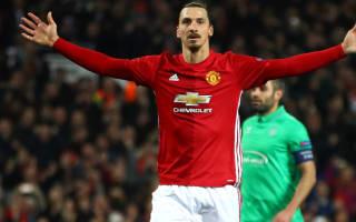 'Terrific' Ibrahimovic has elevated United - Robson