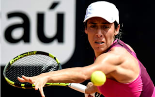 Schiavone moves closer to seventh career title in Rio