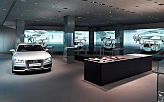 Audi opens digital dealership in London