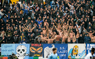 Ban for racism is correct - Lazio director