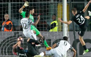 Atalanta 2 Juventus 2: Last-gasp Buffon error proves costly