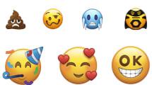 Unicode desvela sus propuestas de emojis para 2018: a cuál peor