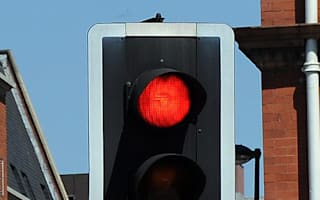 One in six drivers thinks it's completely legal to run a red light
