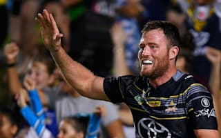 Cooper's freakish golden-point try gives Cowboys victory